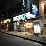 ひょうたん寿し - ひょうたん寿し 江坂東急店 外観