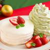 エッグスンシングス - 料理写真:★期間限定★クリスマスホイップツリーパンケーキ 11/23〜12/25