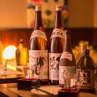 2時間単品飲み放題1700円!ビールや日本酒など多数ご用意!