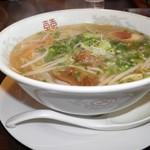 壱麺 - 料理写真:塩タンメン 690円