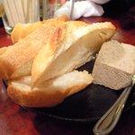 ひなた - 鶏レバーのパテ