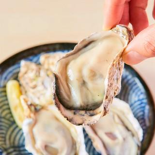 安心・安全な生牡蠣