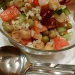 チャボーラ - 米のサラダ