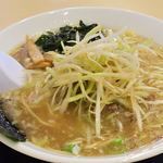 ラーメンショップ椿 - 料理写真:ねぎラーメン¥720