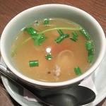 クルン・サイアム - すっぱ辛いスープ