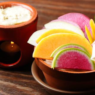 鎌倉の有機野菜にこだわったお料理は、コスパ抜群の逸品ぞろい☆
