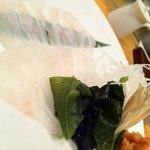 煮炊屋 金菜 - お刺身