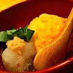 煮炊屋 金菜 - 絶品の揚げだし豆腐