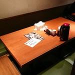 東京酒BAL 塩梅 - 店内