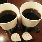 鍛冶屋 文蔵 - ランチタイムコーヒー無料