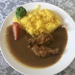 アピア - 料理写真:チキンカレー1,200円