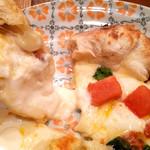 チェルピーナ邸 イタリア家庭のごちそう&ローマピッツァの酒場  - トロリチーズがたっぷり