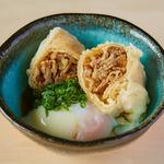 ★すき焼きの天ぷら 2切れ