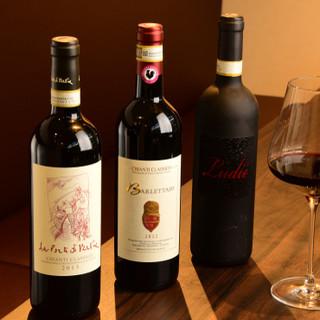 イタリア・トスカチーナのワインを中心に多品種のワインをご提供