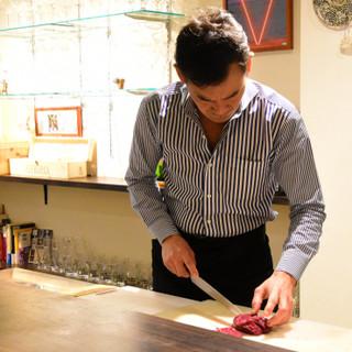 名ソムリエ森勝寛がすすめるワインと肉料理の最高のマリアージュ