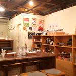 97054238 - 隠れ家カフェ風ラーメン店