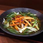 Chibuneya - 野菜カレーうどん