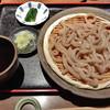 みらい家 - 料理写真:ざるうどん小盛(300g)500円