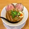 麺人 ばろむ庵 - 料理写真:新中華そば