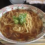松屋製麺所 - ラーメン大盛り