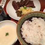 たんや 善治郎 - 牛タン定食