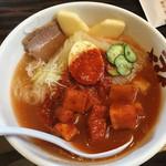 焼肉・冷麺ヤマト - 同行者の「特辛」