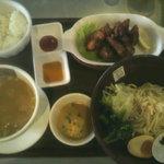 9706987 - つけ麺Set (950円)