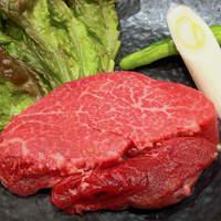 藤栗ホルモン - 牛フィレ肉