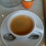 ムモクテキカフェ - ホット有機コーヒー