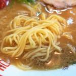 ラーメン壱番館 - 麺