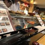 銀座寿司処 まる伊 - 店内