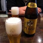築漸 - 瓶ビール