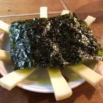 ましっそよ - 韓国のりとチーズ