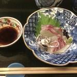 貴久政 - 真鯛の刺身