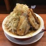 黒木製麺 釈迦力 雄 -