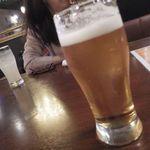 夜景イタリアン&肉バル GB  - ビール