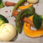 ミルナーナ - 野菜オーブン焼き