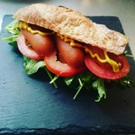 Boulangerie Bistro EPEE - 自家製ホットドッグ❤