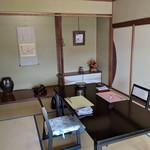 川喜 - お部屋