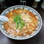 南ばん亭 -  全景 南ばん麺