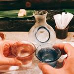 辰鮨 - 乾杯♪