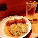 博多のおでん - しらたき&白菜しゃんにシュワシュワたい♡
