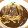 エーキッチン - 料理写真:オムカツカレー(1,100円)