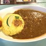 ポルキリ - 料理写真:スリランカカレー(700円)