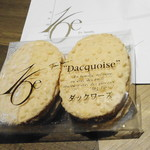 フランス菓子16区 - ダックワーズ(432円)