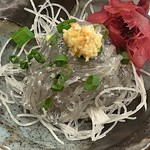 磯料理 魚の「カネあ」 - 2018.11