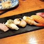 姫路 酒肴魚寿司 -