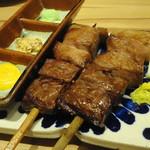 博多たんか - 牛タン・牛サガリ焼き