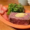 立飲・ビストロシン サンテ - 料理写真:ちょいと肉パテ@650円