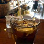 JKカフェ - アイスエスプレッソ